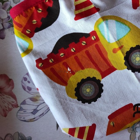 Bolsa porta mascarillas camiones