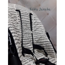 Colchoneta para cameleon 3 y fox notas musicales